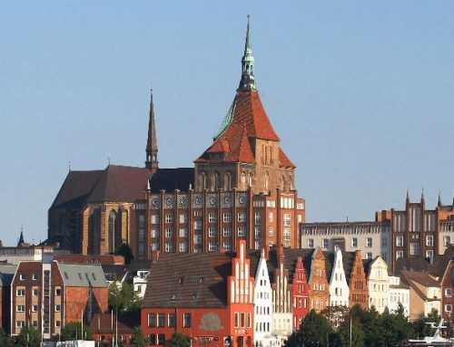 Rostock Nachtmarathon – hyggeligt aftenløb langs Warnow-floden