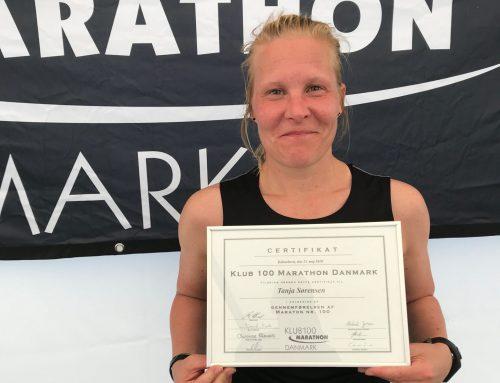 13. maj 2018 – Tanja Sørensen