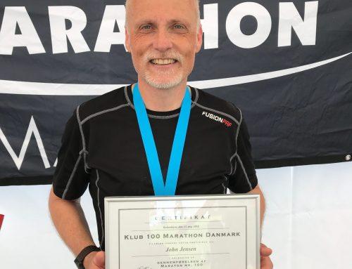 13. maj 2018 – John Jensen