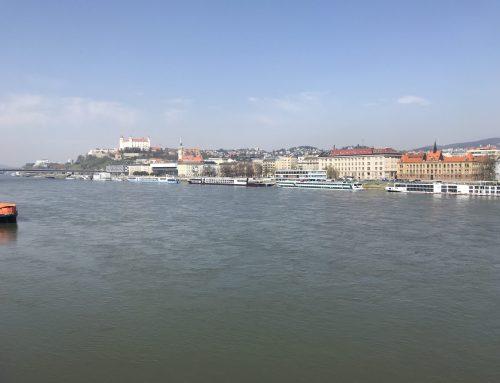 Bratislava Marathon – hurtig rute langs Donau
