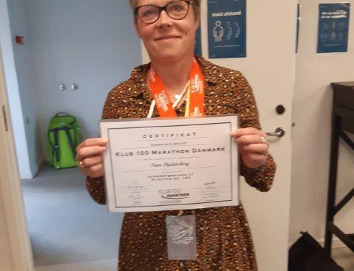 16. oktober 2021 – Trine Dydensborg